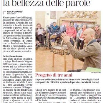 Coro_ALICe_Cuneo_Onlus_LA_STAMPA_CN