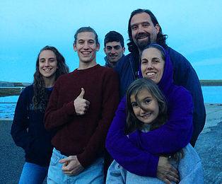 elisa gava e la famiglia
