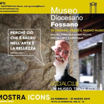 mostra icons cartolina