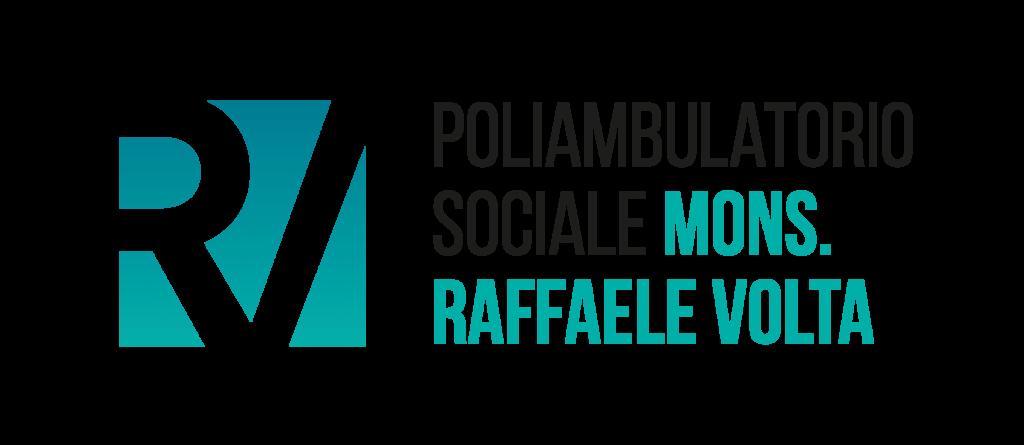 Logo Poliambulatorio Sociale Raffaele Volta Definitivo